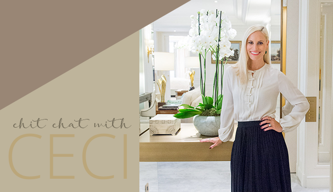 Chit Chat With New York's Most Acclaimed Invitation Designer, Ceci Johnson
